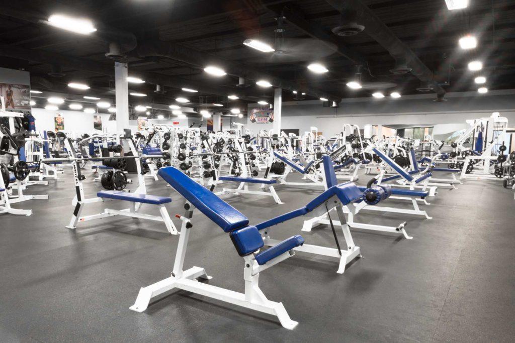 Independence Gym, Scottsdale, Arizona, Gym, Workout